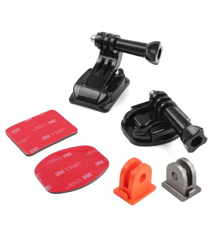 Runcam2 - GoPro mount - Adattatori di montaggio Runcam2 con accessori GoPro