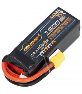 5S-1500mAh -65C - Dinogy Graphene - Batteria LiPo