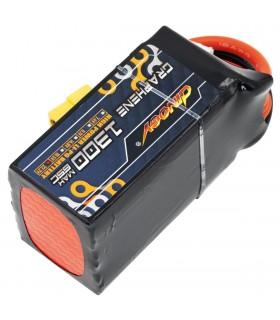6S-1300mAh -65C - Dinogy Graphene - Batteria LiPo