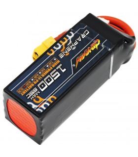 6S-1500mAh -65C - Dinogy Graphene - Batteria LiPo