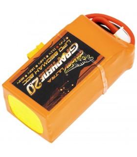 3S-850mAh-80C - Dinogy Ultra Graphene - Batteria LiPo