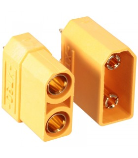 XT90 - Coppia connettori XT60 - per Batterie RC - LiPo -NiMH