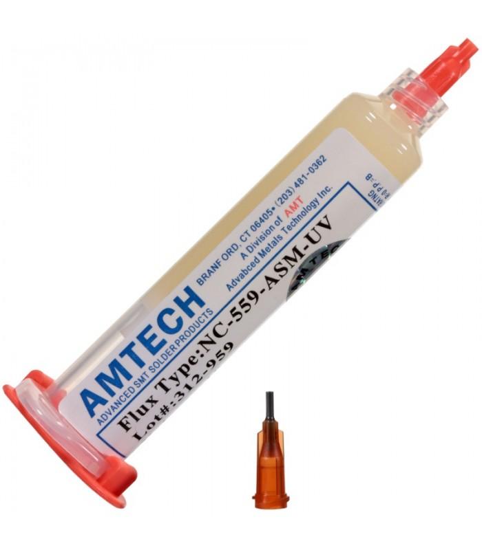 Flussante AMTECH NC 559 ASM UV - Originale Made in USA