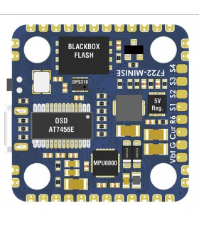 Matek F722MINI SE - Barometro-OSD-BlackBox-Flight Controller