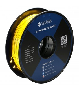 Neon Yellow - Sain Smart TPU Cyberpunk Color - 1.75mm 0.8kg/1.76lb
