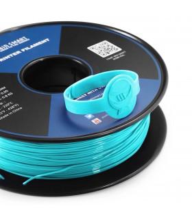 Neon Cyan - Sain Smart TPU Cyberpunk Color - 1.75mm 0.8kg/1.76lb