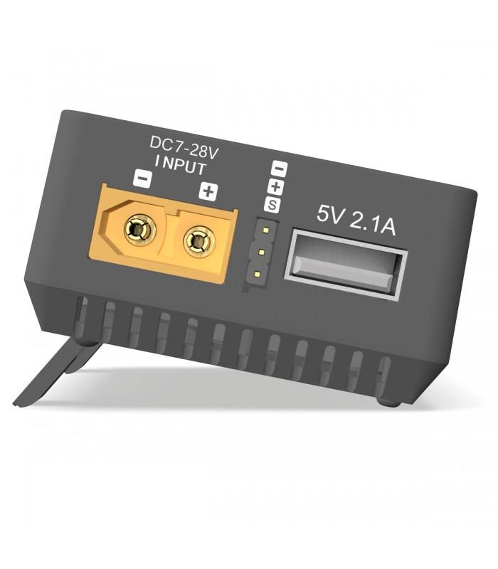 ToolKitRC M6 V2 - 150W 10A - Carica batterie e bilanciatore multifunzionale