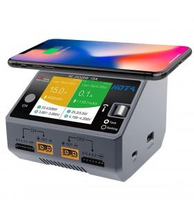 Hota D6 PRO - 650W 15Ax2 - AC/DC - Dual Channel - Carica Batterie e Bilanciatore
