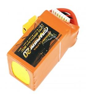 6S-850mAh-80C - Dinogy Ultra Graphene - Batteria LiPo