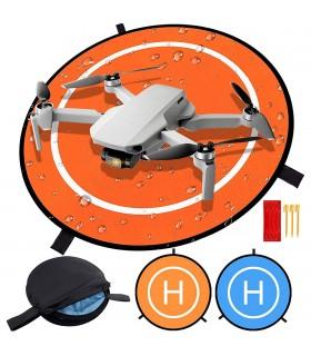 DRONE LANDING PAD - 55cm/75cm/105cm - Piattaforma di Decollo-Atterraggio