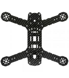 TANK 250-4mm Carbonio 3K-Telaio per droni da 250mm