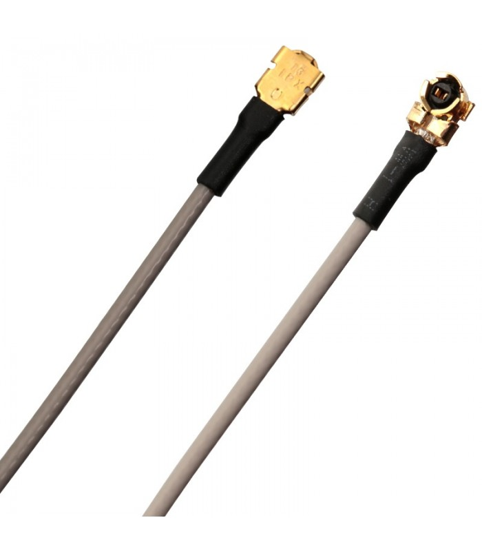 10 pezzi - Antenna 2,4GHz FRSky/Futaba-IPEX Port-150mm
