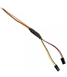 Universal FPV camera cable 3,3VDC - BEC integrato 5-24V